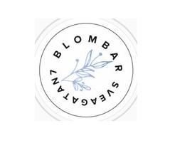Blombar